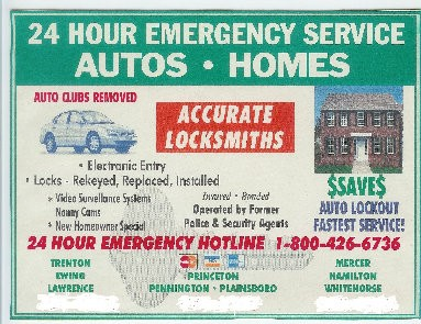 Our Ad in the Yellow Pages from Back in 2001-2005!
